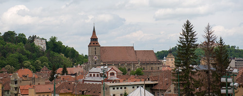 Brasov. Center of the town ©  Andrey
