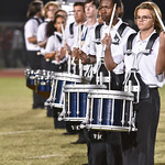 LEHS Marching Band Homecoming Performance 10-14-16