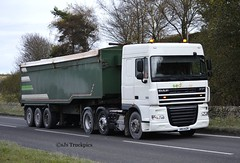 DAF XF,S.E.D Services Ltd.