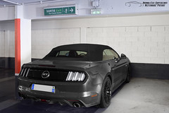 Ford Mustang GT Cabriolet (Alexandre Prvot) Tags: european cars automotive automobile exotics exotic supercars supercar worldcars nancy lorraine france 54 54000 auto car berline sport voiture route transport dplacement parking luxe grandestsupercars ges meurtheetmoselle