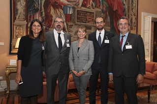 Lloyd's Register event in Rome