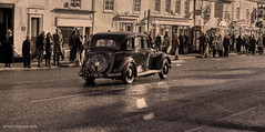 Kimbolton High Street (norm.edwards) Tags: kimbolton street remembrance sunday lovely vintage nice warm classic car