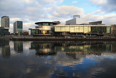 The Lowry Center (David Chennell - DavidC.Photography) Tags: salford manchester lancashire thelowrycenter lowry