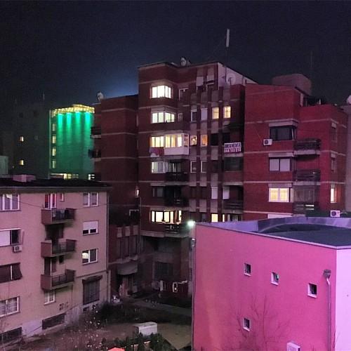 #Pristina, #Kosovo • #new #building #colorful