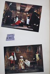 1970 Schooltrip London (Steenvoorde Leen - 2.3 ml views) Tags: 1970 heemstede kweekschool seminair seminairy seminar de lasalle schoolreis klassenfahrt voqage scolaire school trip great brittain gb england londen london stena line hoek van holland harrich madame tussauds