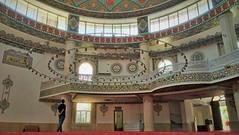 Mosque in Antalya / Turkey (semsamerblog) Tags: turkey antalya sea mediterranian