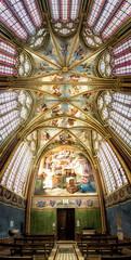 Vetorama Le Primatice (J.Kieran) Tags: church église abbaye chaalis ermenonville vetorama architecture inside naturalight peinture emotion spectaculaire