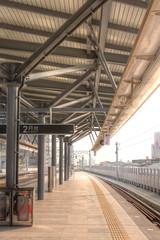 IMG_0408_410  HDR (vicjuan) Tags: 20161016 taiwan   taichung fongyuan  railway geotagged geo:lat=2425331 geo:lon=120722922  fongyuanstation hdr tonemapping