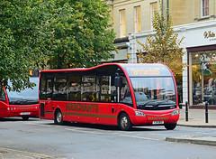 YJ14 BEO. (curly42) Tags: yj14beo marchants optaresolosr bus cheltenham transport roadtransport