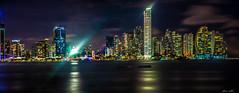 Panama (Bernai Velarde-Light Seeker) Tags: panama buildings bay city central america centro bernai velarde sea ocean mar oceano pacific pacifico bernaivelarde edificios apartamentos night noche urban urbano