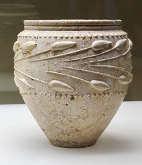 IMG_6253 (jaglazier) Tags: 1stcentury 1stcenturyad 2016 buds ceramics clay cologne copyright2016jamesaglazier garlands germany gray koln köln museums pottery romangermanicmuseum römischgermanischesmuseum september ubian ubier archaeology art crafts earthenware floral fruit germanic grey reliefs unglazed urns