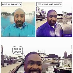 in Sarasota always wanted to be in a comic (stanbstanb) Tags: lomics comics always million sarasota wanted