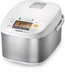 Panasonic 10 Cup (Uncooked) Microcomputer Controlled Rice Cooker, Stainless Steel/White (saidkam29) Tags: controlled cooker microcomputer panasonic rice stainless steelwhite uncooked