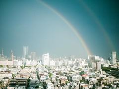 rainbow (hazelog) Tags: cityscape gf1 lumixg20mmf17 tokyo