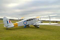 Duxford Field (dhcomet) Tags: iwm museum duxford cambs cambridgeshire dehavilland dragon rapide dh89 gaiyr hg691