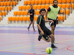 PA210876.jpg (Bart Notermans) Tags: coolblue bartnotermans collegas competitie feyenoord olympus rotterdam soccer sport zaalvoetbal