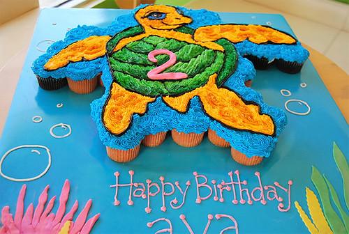 369-polkatots cupcake cakes
