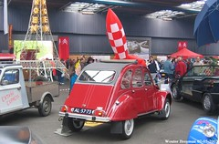 Citroën 2CV AZAM 6 1965 (XBXG) Tags: al5773 citroën 2cv azam 6 1965 azam6 citroën2cv 2cv6 2pk eend geit deuche deudeuche citromobile 2005 veemarkt utrecht citro mobile nederland holland netherlands paysbas vintage old classic french car auto automobile voiture ancienne française france frankrijk