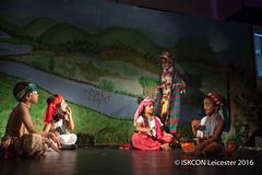 Janmashtami_250816_IMG_3126 (iskcon leicester) Tags: radhamadhava radha madhava srila prabhupada august 2016 janmashtami citycentre festival leicester drama music arts gopidots party birthday krishna hare rama maha mantra meditation bhaktiyoga bhakti
