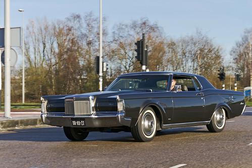 Lincoln Continental Mark III 1969 (5625)