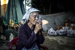 -* (jrockar) Tags: portrait street streetphotography documentary vietnam hue woman lady smoking candid moment instant snap shot decisive jrockar janrockar idiot oncearoundthesun travel trip ordinarymadness faceoftheplanet mood canon 5d mk mark iii 3 1740 l