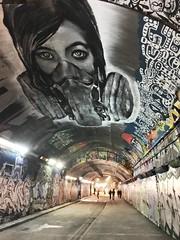 (Camille-brdl) Tags: bridge underground tags london waterloo