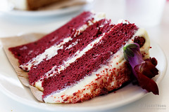 20161112-21-Red velvet cake at MONA in Hobart (Roger T Wong) Tags: 2016 australia hobart iv mona metabones museumofoldandnewart rogertwong sigma50macro sigma50mmf28exdgmacro smartadapter sonya7ii sonyalpha7ii sonyilce7m2 tasmania cake food lunch redvelvet