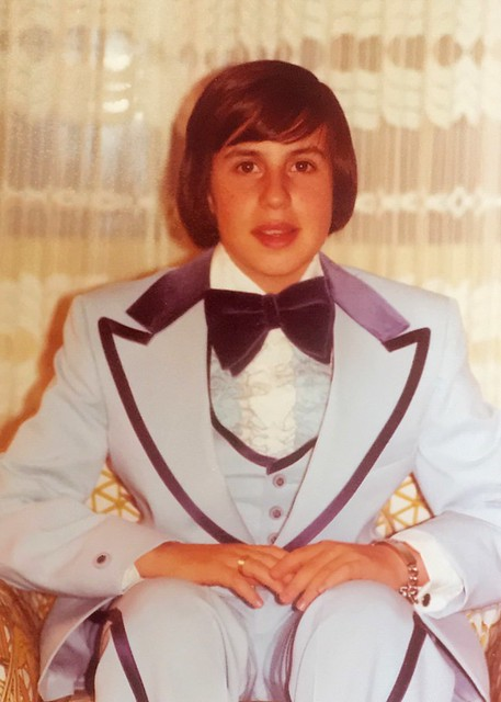 The Classic Bar Mitzvah  Tuxedo