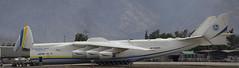 Antonov Design Bureau   An-225    SCL (Carlos Valds Pez) Tags: scl antonov vista panormica de alta design bureau   an225  scel mriya