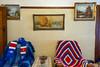 West Footscray (Westographer) Tags: westfootscray melbourne australia westernsuburbs suburbia livingspace loungeroom prints crochetblanket bulldogsscarf oldschool vintage