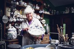 YvonneDowellNov2016 (1 of 1) (Ben Procter) Tags: potter pots pottery