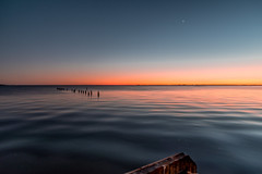 Inner Harbor Channel (Pensacola, Florida) (Devin Andrew Buenger) Tags: buenger devin andrew florida pensacola sunset color nikon d600 united states photography art light contrast sky sea ocean water sunlight national wild life wide angle sunny pretty county bestofweek2 coast weather world golden fl panorama lens group foliage america wet landschaft holiday eos tokina mar paysage landscape flickr wasser outside harbour beach nature blue orange sun new wildlife natural naturaleza vacation interesting trip travel adventure journey camera nikkor bright exposure dusk view texture colorful fall