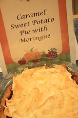 Carmel Sweet Potato Pie = 358,599 calories.
