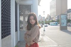 Christina017 (greenjacket888) Tags: asian asianbeauty cute beautiful md model 5d3 5diii 85l 85f12       christina