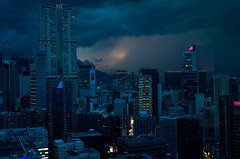 Above the Rest (Max_Pop) Tags: above storm nikon asia hong kong rest 1770mm d7000