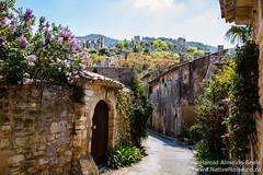 Oppède le Vieux, Provence, France