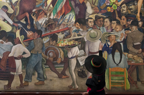 Thumbnail from Mural Museum Diego Rivera
