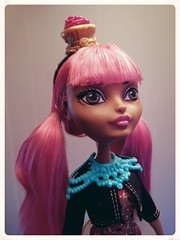 Ginger Breadhouse (dolly_billz) Tags: pink oregon hair portland pig ginger high eyes doll fairy pony after ever tale tails breadhouse