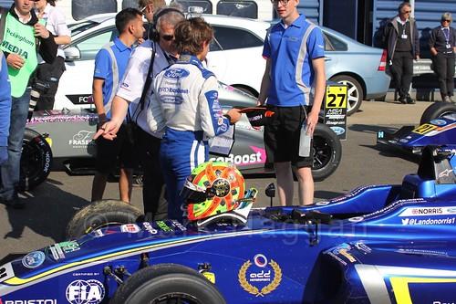 MSA Formula at Rockingham, September 2015