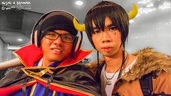 #AMG2015 Day 1 Cosplay Selfie: 023 (FAT8893) Tags: anime cosplay malaysia years 20 connection reborn crossover lambo yata hitman misaki 2015 katekyo kproject animangaki fat8893 amg2015 amg15d1cs