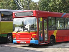 Ex-Go North East S371ONL (leylandbus) Tags: travel call go north first east dennis dart ensign purfleet plaxton s371onl