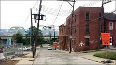 Uptown Near Birmingham Bridge, Pittsburgh, July 1, 2015