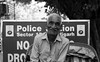 Rickshaw Puller #3 (vtuli77) Tags: street monochrome portraits canon 50mm chandigarh scottkelby niftyfifty canon450d digitalrebelxsi canondigitalrebelxsi worldwidewalk
