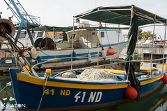 Fischerboote, Novigrad.