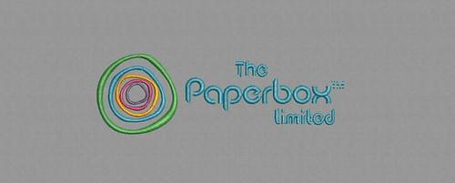 Paperbox - embroidery digitizing by Indian Digitizer - IndianDigitizer.com -