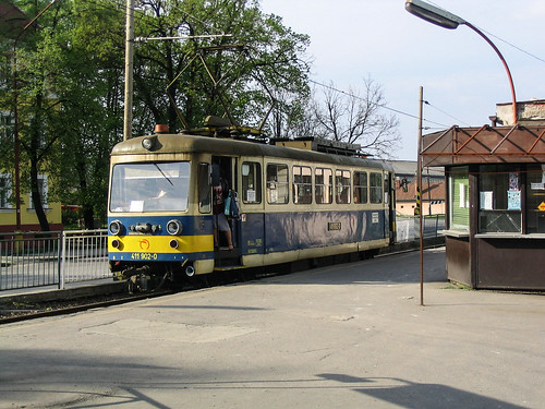 Narrow-gauge tramway Trencianske Teplice