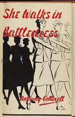 She Walks in Battledress ATS book1942D760.A8 C84