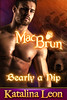 MacBrun: Barely a Nip (CoverReveals) Tags: magic bears bbw humor romance angels paranormal psychic vampires demons shifters rubenesque romanticcomedy