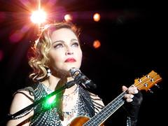 Madonna singing La vie en rose (LimeWave Photo) Tags: show rebel concert tour dancers stockholm live madonna performance icon select rebelheart tele2arena rebelhearttour