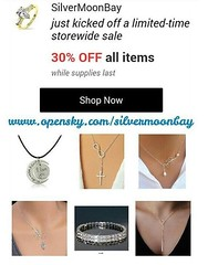 Gorgeous Jewelry (SilverMoonBay) Tags: silver gold necklace infinity earring ring trendy earrings lariat opensky trendyjewelry discountjewelry affordablejewelry jewelrysales jewelryforless jewelrydeals